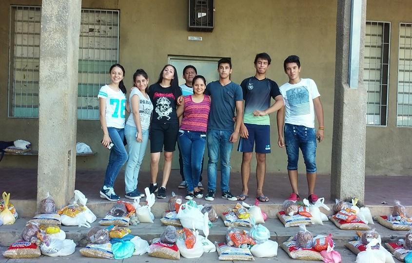 Donaciones Jóvenes Secundarios